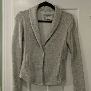 Boutique knit blazer